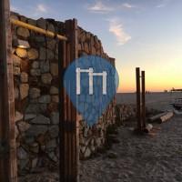Coronado - Outdoor Pull Up Bars - Coronado Beach