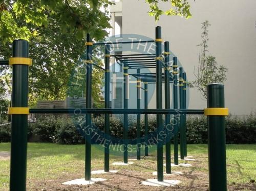 saint jean de la ruelle street workout park kenguru pro france spot. Black Bedroom Furniture Sets. Home Design Ideas