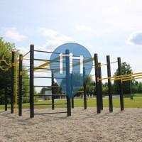 Marktredwitz - Street Workout Park - Espas - Freibad