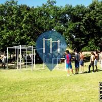 Moita - 徒手健身公园 - Parque Municipal