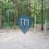 Vilnius - уличных спорт площадка - Filaretų