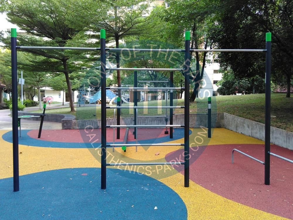 Singapore outdoor gym yishun spot