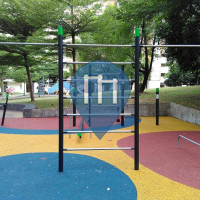 Сингапур - уличных спорт площадка - Yishun