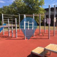 Dortmund - Parque Calistenia - Technische Universität