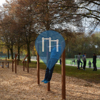 Bocklemünd/Mengenich - Outdoor Fitness Parcours - Altes Poststadion - Kuck Fitness