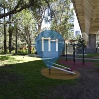 Sydney - Fitness Stations - Bourke St Park