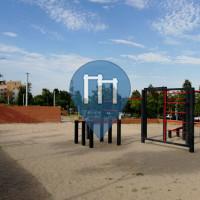 Parco Calisthenics - San Sebastián de los Reyes - Barra per trazioni all'aperto