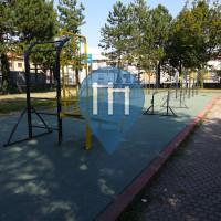 蒙法尔科内 - 户外运动健身房 - Area Verde