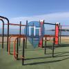 Menton - Calisthenics Park - Esplanade Francis Palmero