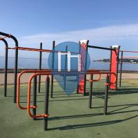 Menton - Parc Street Workout - Esplanade Francis Palmero