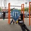 Groningen - Outdoor-Fitnessstudio - Ijslander (BarForz)