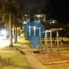 Aracaju - Gimnasio al aire libre - Parque Da Sementeira