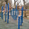 New York City - Calisthenics Park - Marcus Garvey Park
