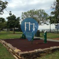 Brisbane - Outdoor Gym - Wilson Outlook Reserve
