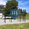 Parco Calisthenics - Tiefencastel - Calistenics Park Schule Tiefencastel