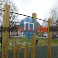 Londres - Parc Fitness - Clapham Common