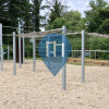 钦格斯特 - 徒手健身公园 - Martha Müller-Grählert-Park