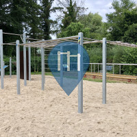 Цингст - Воркаут площадка - Martha Müller-Grählert-Park