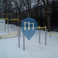 Gdynia - Calisthenics Park - Szkoła Podstawowa nr 20