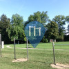 Neunkirchen (Austria) - Outdoor Pull Up Bars - Stadtpark