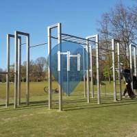 The Hague - Parque Calistenia - Zuiderpark