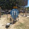 Parkour Park - Barras dominadas - Κεντρική Πλατεία Αργοστολίου Outdoor Fit Stations