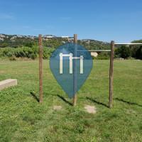 Saint-Bonnet-du-Gard - Barra per trazioni all'aperto - Mairie