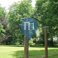 Ludwigshafen am Rhein - Parcours de Santé - Rheinpark