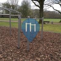 Krefeld - Uerdingen - Parque Street Workout - Stadtpark