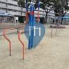Nishiyodogawa-ku - Воркаут площадка -  Tsukuda