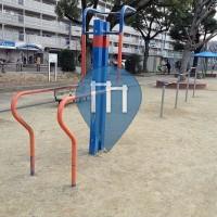 Nishiyodogawa-ku - 徒手健身公园 -  Tsukuda