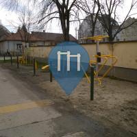 Szeged - Outdoor Fitness Geräte - Dosza SE
