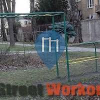 Warsaw - Воркаут площадка - Mokotów