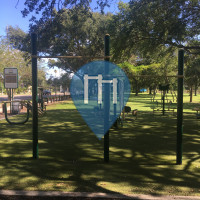 Saint Petersburg (FL) - Outdoor Exercise Park - Campell Park
