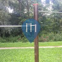 Lichtenfels - Barra per trazioni all'aperto - Elisabethen-Spielplatz
