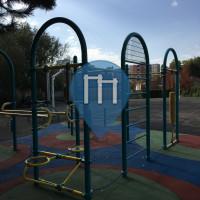 Parc Street Workout - Villeneuve-d'Ascq - Park Outdoor Fitness Rue de Florence