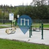 Whitehorse - Outdoor Fitness Park - Yukon