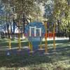 Opava - Street Workout Park - Mestske Sady