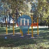 Opava - Parco Calisthenics - Mestske Sady