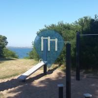Sydney - Parco Calisthenics - Lady Margaret Beach