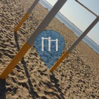 Воркаут площадка - Санта-Фе - Santa Barz Beach