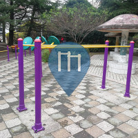 Shanghai - Outdoor Gym - 市光园 户外运动健身房 (City Light Park)