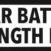 Bar Battles Strength Edition – Molenakker Park Weert