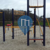 Roermond - Outdoor fitness park - Roertunnel