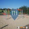 Lubin - Calisthenics Park - Lubinskie Centrum Rekreacji