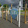 Турник / турники - Фредериксберг - Outdoor Fitness Frederiksberg Killen