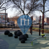 Parc Street Workout - Somerville - Outdoor Gym Kenney Park