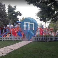 Izmir - Outdoor-Fitnessstudio