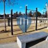 Севилья - уличных спорт площадка - Parque de Miraflores