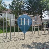 "Ergolding - Parco Calisthenics - Freizeitgelände ""An der Sportplatzstraße"""